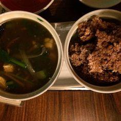 おコゲのあんかけ #vegan #vegetarian #vegansofjapan #kyoto #ヴィーガン #ベジタリアン #ビーガン #動物性不使用 #完全菜食 #菜食 #京都 (Village, Kyoto)