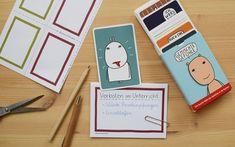 """Wir haben den Befo-Verlag kennengelernt und dieses lustige Spiel entdeckt. Die bunte Welt der Gefühle in 46 Karten. Es eignet sich bestens, um mit Freude das soziale Miteinander zu visualisieren. Wir nutzen das Spiel zusammen mit unserem Arbeitsblock """"Alles eine Frage der Sichtweisen"""", um mit Kindern soziale Regeln zu erarbeiten. Die Karten symbolisieren Regeln und dienen als witzige Merkhilfe im Schulalltag."""