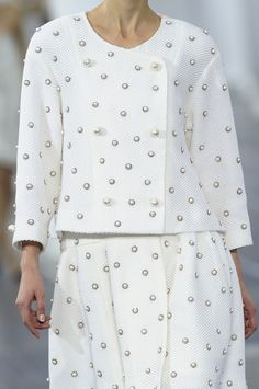 Chanel at Paris Fashion Week Spring 2013 - StyleBistro