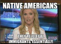 Racist Faux News