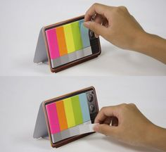 TV Memo Pads Set of Color and Mono TV Please allow 2-3 weeks for delivery.