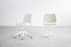 Gas Office Chair by Jesus & Jon Gasca for Stua. Available from Stylecraft.com.au