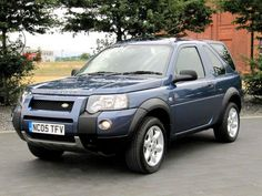 2005 FACELIFT LAND ROVER FREELANDER 1.8 XEi * 4X4 FOUR WHEEL DRIVE * ON OFF ROAD £3250 www.thecarwarehouse.co.uk