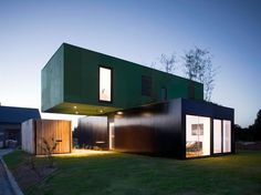 modern modular homes - Google Search