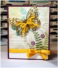 Butterfly Basics stamp set