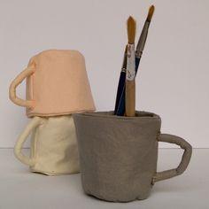 Cloth cups