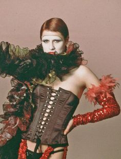 Nell Campbell, The Rocky Horror Picture Show.