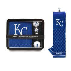 Kansas City Royals Golf Gift Set with Towel