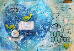 Take Flight by Riikka Kovasin for Paperilla