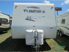 Used 2008 Dutchmen RV Tundra 31RK DSL Travel Trailer At Campers Inn