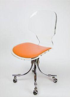 acrylic office chair acrylic office chair