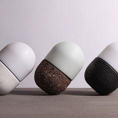 Bentu Design: recycling discarded materials for a new life on the blog / bentu Design : objets et luminaires design à partir de matériaux de construction recyclés #design #bentudesign
