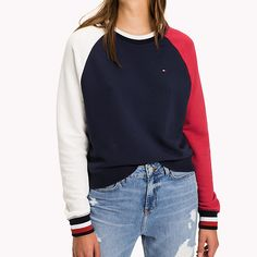 Winter Fashion Outfits, Trendy Outfits, Kids Outfits, Cute Outfits, Hilfiger Denim, Tommy Hilfiger Women, Sweaters For Women, Casual, Clothes