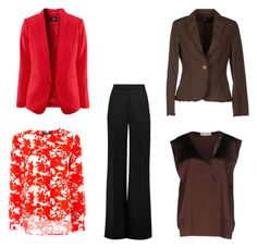 Designer Clothes, Shoes & Bags for Women Roksanda, Blazer, Polyvore, Jackets, Stuff To Buy, Shopping, Collection, Design, Women