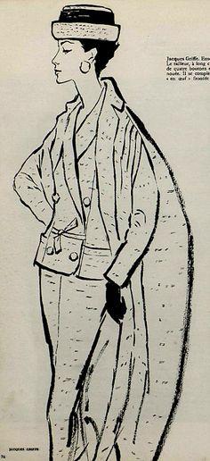 1957 Jacques Griffe