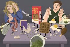 The Nutritional Lies That Keep America Fat