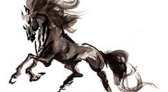 horse__chinese_painting__by_jodicchan-d33z393