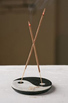 Yin-Yang Incense Holder - Urban Outfitters