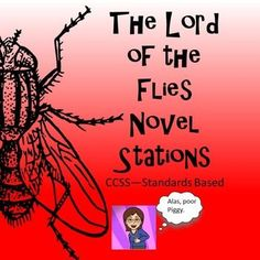 lord of the flies novel online