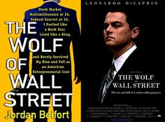 The Wolf of Wall Street Movie Posters PICTURES PHOTOS and IMAGES