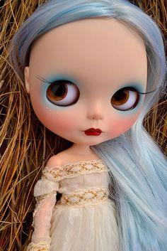 muñecas blythe pelo azul - Buscar con Google