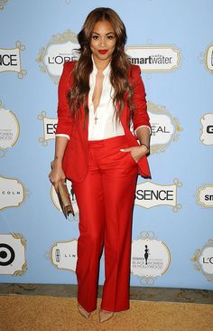 Keira Whitaker (we mean... Lauren London)'s style is as flawless as her beauty!