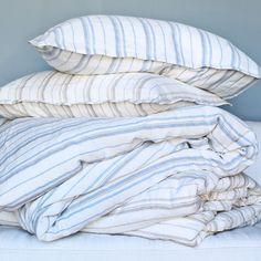 Linen Duvet Cover Set