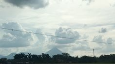 Getting closer to Arenal Volcano and I'm looking forward to an inspiring night walk with Travel Excellence.