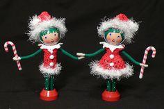 christmas elfs.