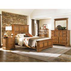 RC Willey - Progressive 6-Piece Queen Bedroom Set