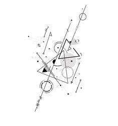 Geometric Virgo tattoo Geometric Virgo tattoo Geometric Virgo tattoo - New Ideas Sternkonstellation Tattoo, Smal Tattoo, Body Art Tattoos, Virgo Tattoos, Tatoos, Virgo Constellation Tattoo, Geometric Gemini Tattoo, Geometric Tattoos, Minimalist Drawing