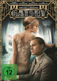 DVD Der große Gatsby bei Weltbild für nur 7,99 Euro! #Gatsby #dvd #LeonardoDiCaprio