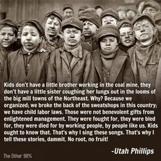 Does the American worker really want to go back to this? If not, support labor unions. If you don't think this can happen today, look at China. We Are The World, In This World, Workers Rights, Labor Law, Labor Union, Out Of Touch, Coal Mining, Working Class, Before Us