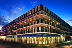 French Quarter Hotel | Four Points by Sheraton French Quarter