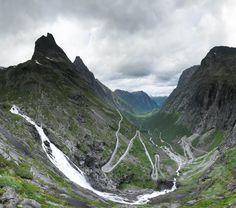 Trollstigen - Norway