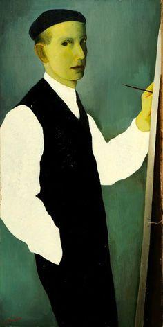 Paul Citroen (1896-1983) was een Nederlands kunstenaar, leraar en medeoprichter van de Nieuwe Kunstschool in Amsterdam. Paul Citroen genoot zijn opleiding aan het Bauhaus in Weimar. Zijn oeuvre bestaat onder meer uit schilderijen, foto's en postzegelontwerpen
