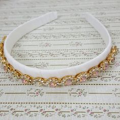 Fabric Covered Hair Bands Girls Alice Band Flower girl Bridal  Fashion 3 Colours