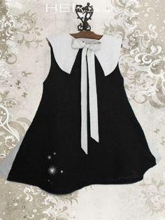 Children's sewing pattern : robe Sereine Teen