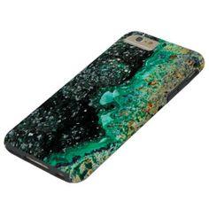 Natural Turquoise V3 Tough iPhone 6 Plus Case  #jeweled #luxury #option