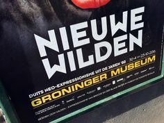 Nieuwe Wilden - Font