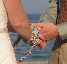Wiccan Wedding, Wedding Rituals, Celtic Wedding, Wedding Ceremony, Viking Wedding, Unity Ceremony, Scandinavian Wedding, Handfasting Cords, Couple Hands