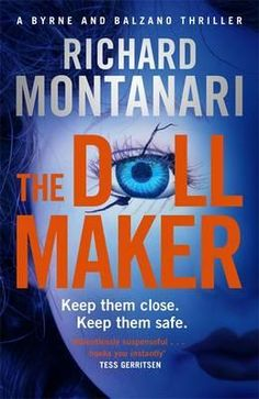 The Doll Maker - Richard Montanari