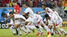 Costa Rica elimina a Grecia por penales y sigue haciendo historia en Brasil 2014