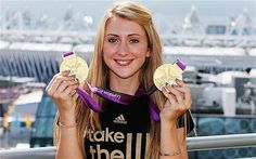 Laura Trott: My GB cycling team-mates Victoria Pendleton and Sir Chris Hoy inspired me when I needed it most Laura Kenny, Greg Rutherford, Sir Chris Hoy, Victoria Pendleton, Queen Vic, Megan Mckenna, British Celebrities, Sport Online, Team Gb