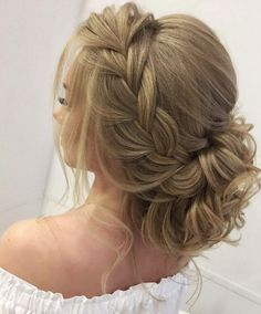 Coiffure De Mariage  : Featured Hairstyle:Elstile Wedding Hairstyles and Makeup;www.elstile.com; We...   https://flashmode.be/coiffure-de-mariage-featured-hairstyle-elstile-wedding-hairstyles-and-makeup-www-elstile-com-we-7/  #CoiffureMariage
