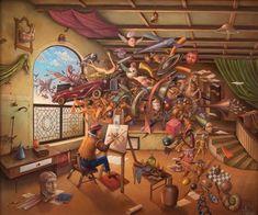 """Madness of creation"" by Tomek Sętowski"