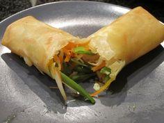 vegetable-spring-rolls !!