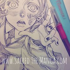 """On my YouTube channel I'll be sharing a video showing the journey I went through to create and release vol.4 of """"SACRED"""" 💕 It'll have a mini interview, clips of me creating pages, and much more! Please look out for it, dears 💕 ° ° ■[S I T E]■ www.SacredTheManga.com ° ° ° ■[Y O U T U B E]■ http://YouTube.com/MyMangakaLIFE/ ° ° ° ° ° ° #Cecero #ShekoAcirema #LadyAlumrion #Manga #mangas  #MangaArt #MangaArtist #MangaDrawing #mangaka #MangaStyle #MarkerArt #MarkerDrawing #PencilDrawing…"""