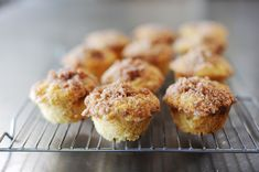 Good Morning Muffins from @Ree Drummond | The Pioneer Woman. Like a cinnamon sugar donut...mmmm....