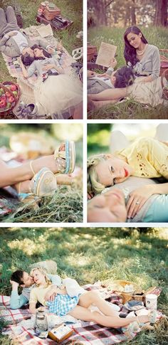 Engagement-Shoot-Ideas-~-Picnic Love